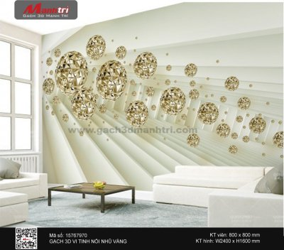Gạch 3D Mạnh Trí 15767970 (240x160)
