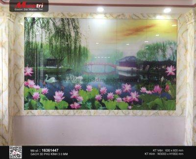 Công trình 3D thực tế tại nhà chị Hân, Quận Bình Tân