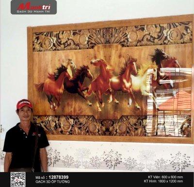 Công trình 3D thực tế tại nhà anh Đương, Quận 12