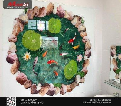 Công trình 3D thực tế tại  nhà anh Thân, Tỉnh Đồng Nai