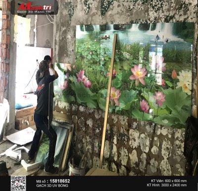 Công trình 3D thực tế tại khách sạn Minh Quân (Phần 2)