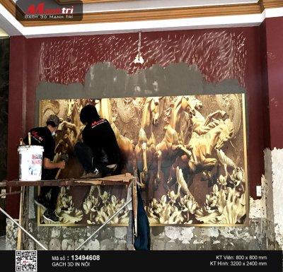 Công trình 3D thực tế tại khách sạn Minh Quân (Phần 3)