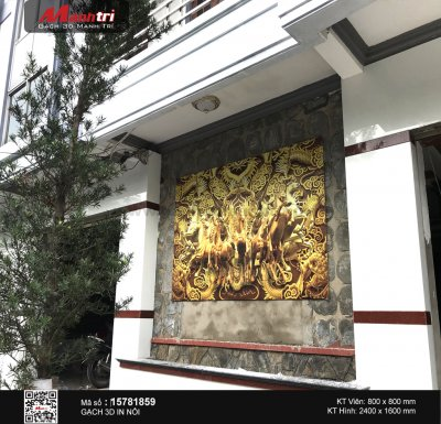 Công trình 3D thực tế tại khách sạn Minh Quân (Phần 4)