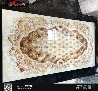Công trình 3D thực tế tại nhà anh Đạt, Bạc Liêu (Phần 1)