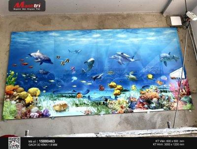 Công trình 3D thực tế tại nhà cô Trinh, Bình Tân
