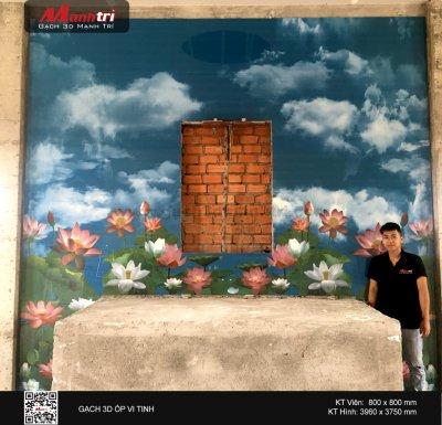 Công trình 3D thực tế tại Hưng Sơn tự, Vũng Tàu (Phần 1)