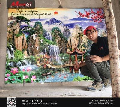 Công trình 3D thực tế tại nhà anh Hải, Bình Thuận (Phần 1)