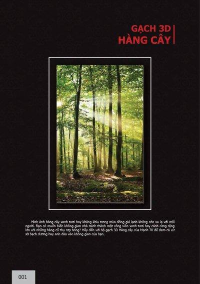 Catalogue chủ đề Hàng cây