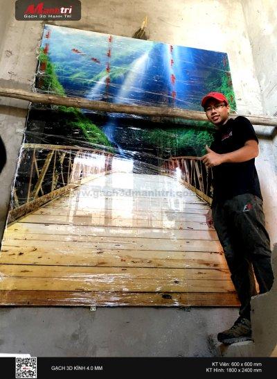 Công trình 3D thực tế tại nhà anh Hải, Bình Thuận (Phần 2)