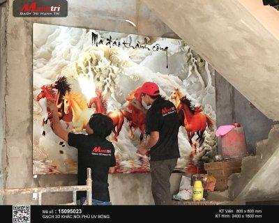 Công trình 3D thực tế tại nhà anh Hải, Bình Thuận (Phần 3)