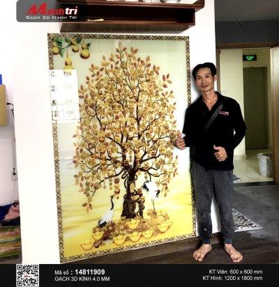 Công trình 3D thực tế tại nhà anh Đồng, Bình Tân