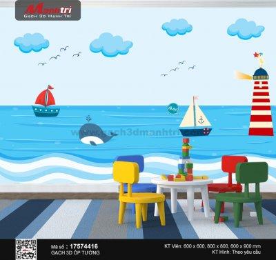 Gạch 3D Mạnh Trí 17574416