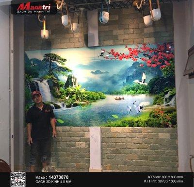 Công trình 3D thực tế tại nhà anh Lực, Tân Bình