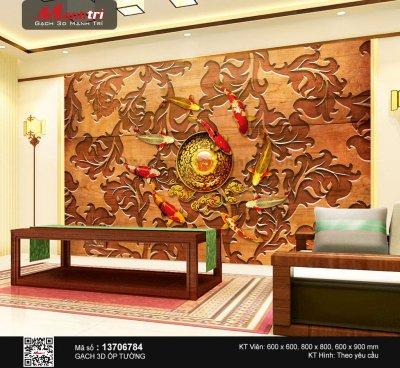 Gạch 3D Mạnh Trí 13706784