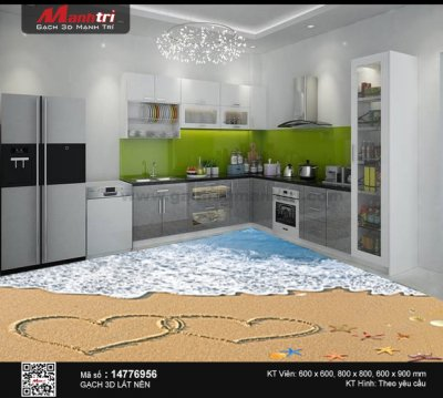 Gạch 3D Mạnh Trí 14776956