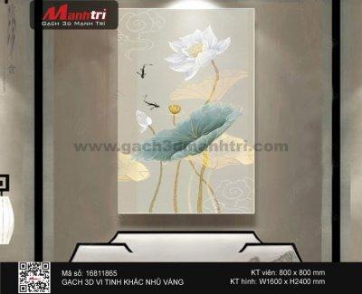 Gạch 3D Hoa Sen 16811865 - 7.000.000 đ