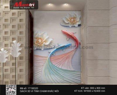 Gạch 3D Hoa Sen 17156320 - 10.000.000 đ