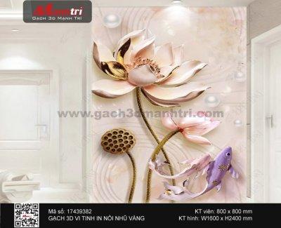 Gạch 3D Hoa Sen 17439382 - 10.000.000 đ