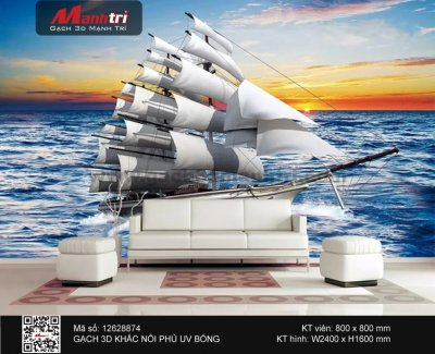 Gạch 3D Thuận buồm 12628874 - 8.000.000 đ