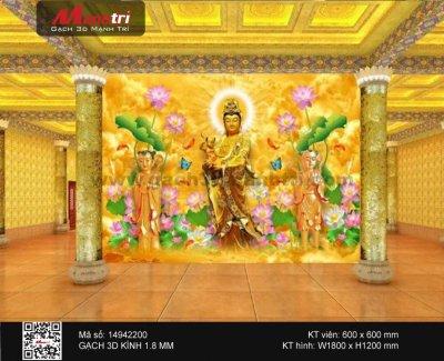 Gạch 3D Phật giáo 14942200 - 2.000.000 đ