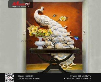 Gạch 3D Chim Công 15559489 - 2.000.000 đ
