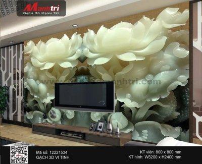 Gạch 3D Hoa Sen 12221534 - 15.000.000 đ