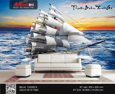 Gạch 3D Thuận buồm 12628874 - 2.000.000 đ