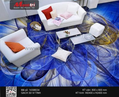 Gạch 3D Tranh nghệ thuật 14398034 - 5.000.000 đ