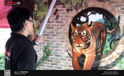 Công trình 3D thực tế tại nhà anh Hậu, quận 10 (Phần 2)