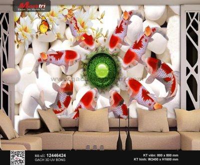 Gạch 3D Cá Chép  12446424 - 3.490.000 đ/bộ