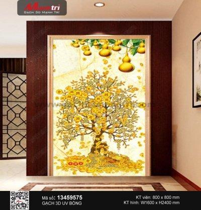 Gạch 3D Cây Kim Tiền 13459575 - 3.490.000 đ/bộ