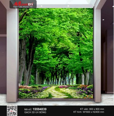 Gạch 3D Hàng cây 15594839 - 3.490.000 đ/bộ