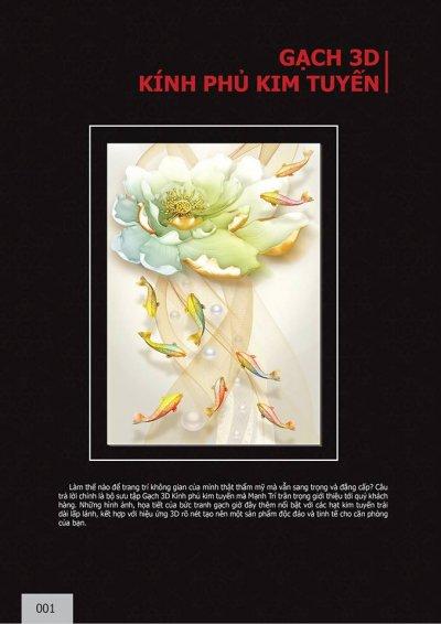 Catalogue chủ đề Kính phủ kim tuyến