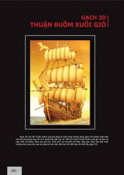 Catalogue chủ đề Thuận buồm xuôi gió