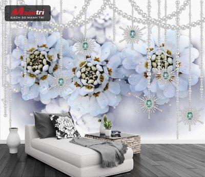 Trang trí phòng ngủ bằng tranh gạch 3D - bạn đã làm đúng cách?