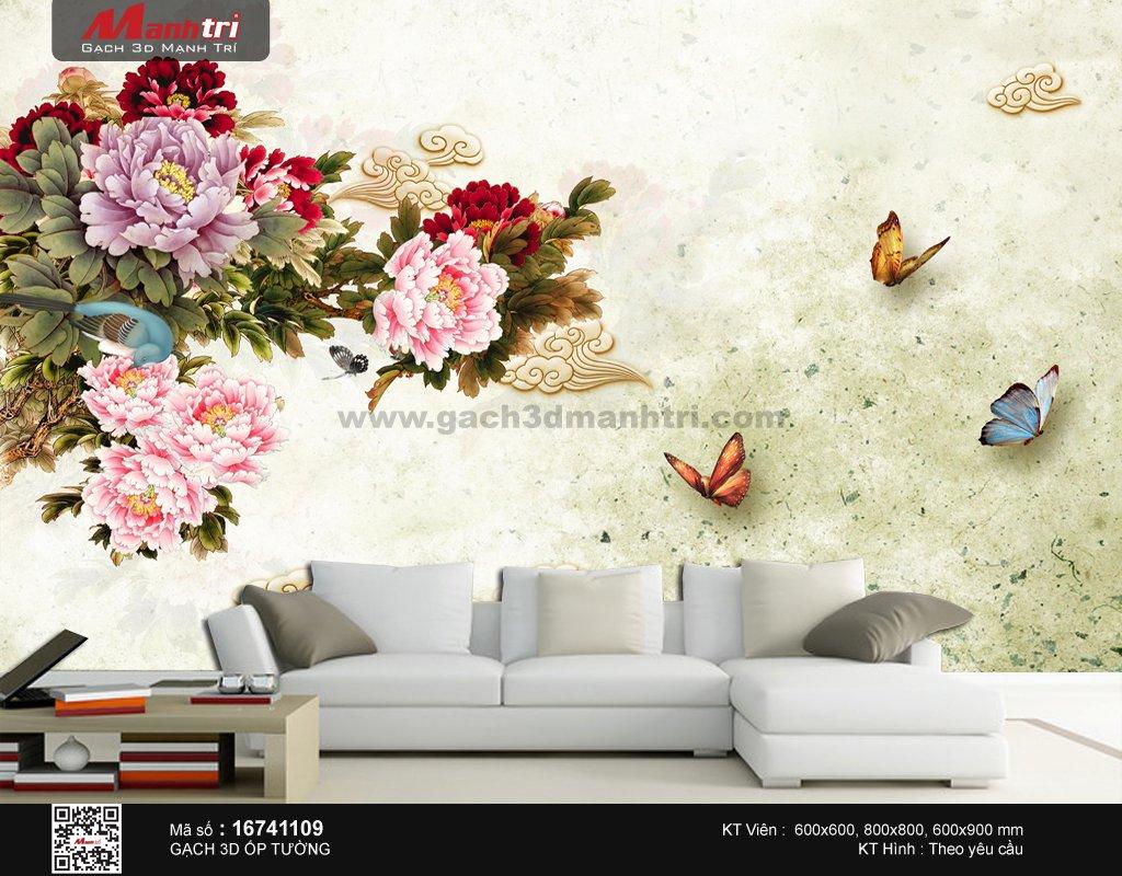 gach 3d hoa mau don