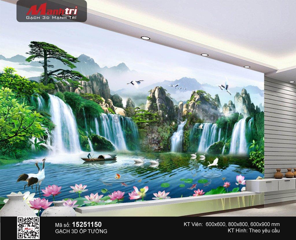 Gạch 3D Mạnh Trí 15251150