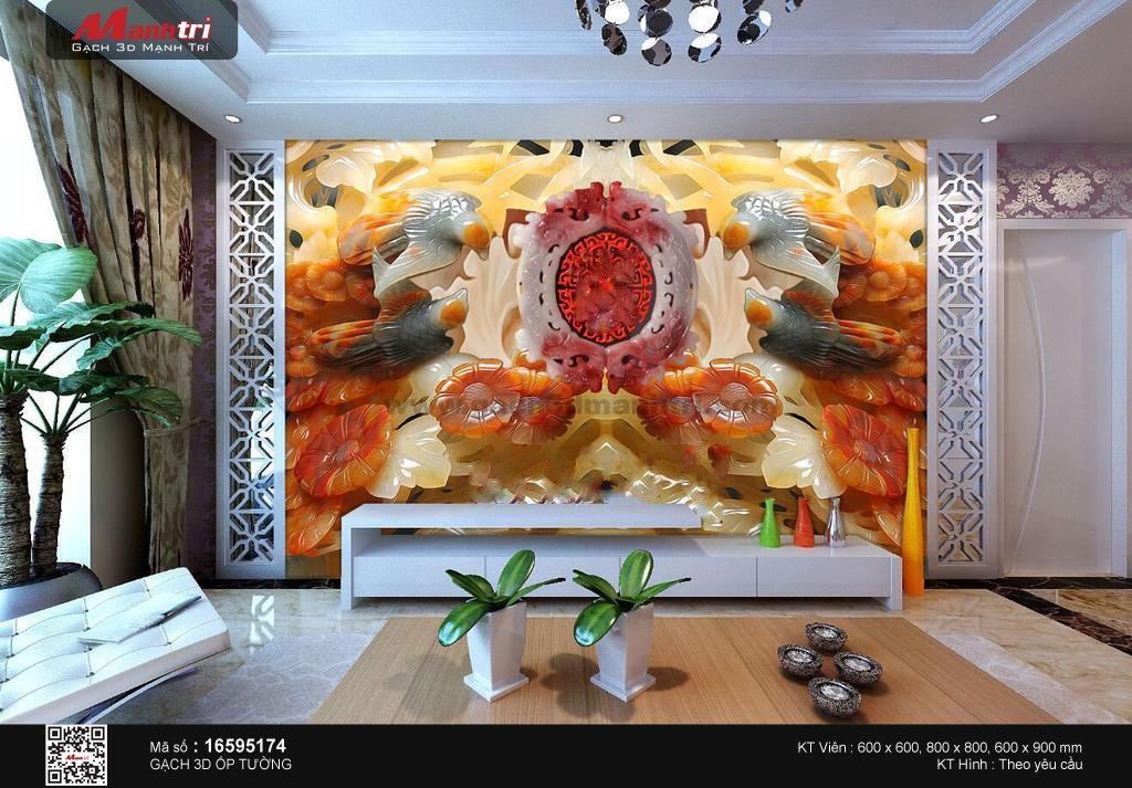 Gạch 3D Mạnh Trí 16595174
