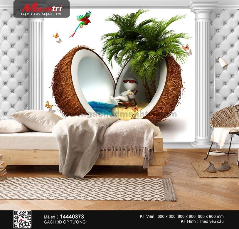 Gạch 3D Mạnh Trí 14440373