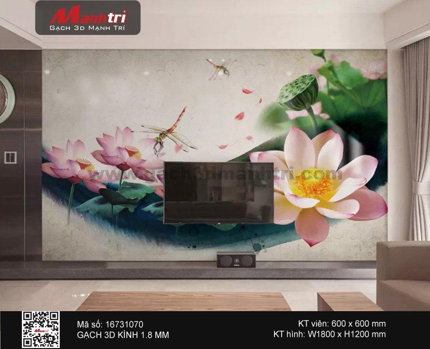 Gạch 3D Hoa Sen 16731070 - 4.000.000 đ