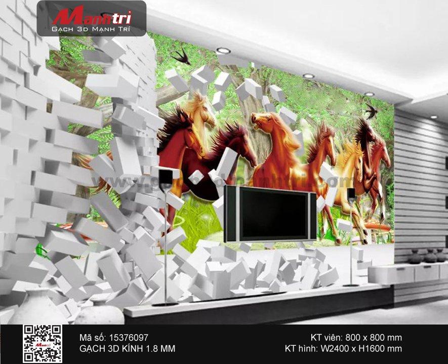 Gạch 3D Mã đáo 15376097 - 6.000.000 đ