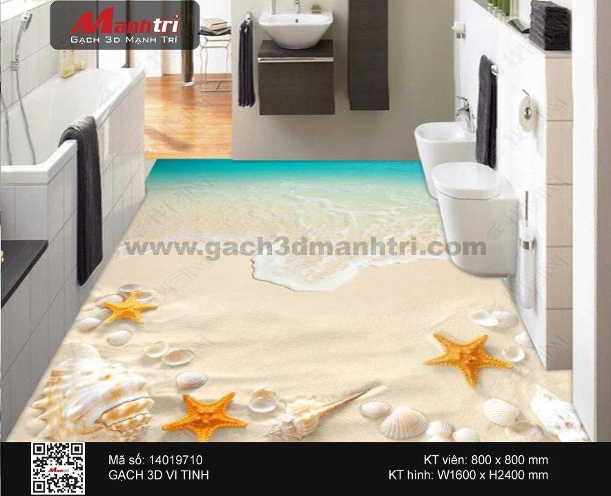 Gạch 3D Cát và Sóng 14019710 - 7.000.000 đ