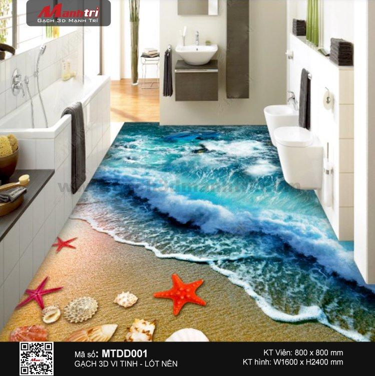 Gạch 3D Đại Dương MTDD001 - 7.000.000 đ
